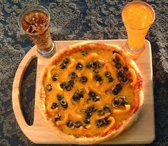 اكلات صيامى – طريقة عمل البيتزا بالمشروم جديد المطبخ الصيامي2014
