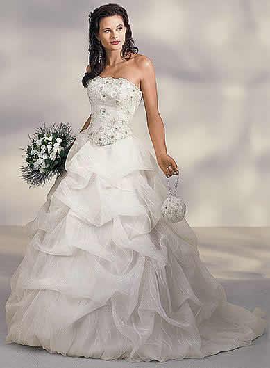 موديلات فساتين زفاف تركية -Gelinlik2014