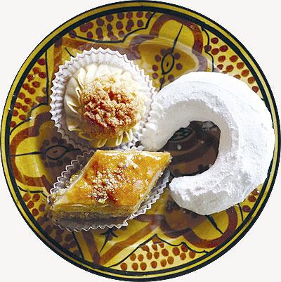 وصفات حلويات العيد الجزائرية – وصفات حلويات جزائرية بالصور من مطبخ حياتى