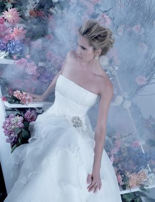 فساتين افراح باكسسواراتها 2014 ، جديد فساتين الافراح ، Wedding dresses sweet