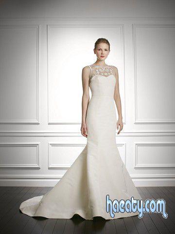 فساتين زفاف جميلة 2014 , احلى فساتين بيضاء 2014 , 2014 White dresses
