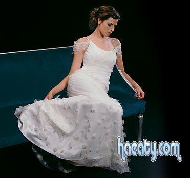 صور أحلي فساتين زفاف 2014 , فستان ليلة العمر 2014 , Splendor of wedding dresses