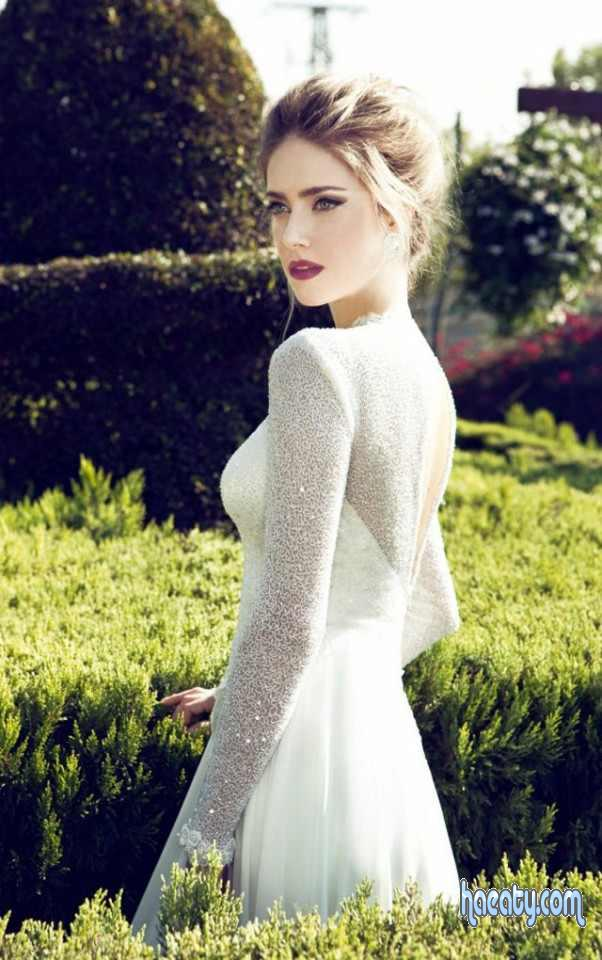 فساتين زفاف شياكة 2014 , صور ارق فساتين زفاف 2014 , Wedding Dresses
