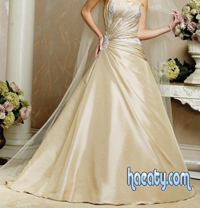 فساتين زفاف ستايل 2014 , صور فساتين افراح تجنن 2014 , Imminent wedding dresses
