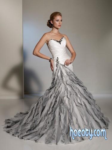 فساتين زفاف منفوشة 2014 , صور اجمل فساتين اعراس 2014 , Splendor of wedding dresses