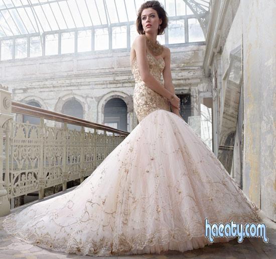 فساتين زفاف اوف وايت 2014 , صور فساتين زفاف نايس 2014 , Wedding Dresses