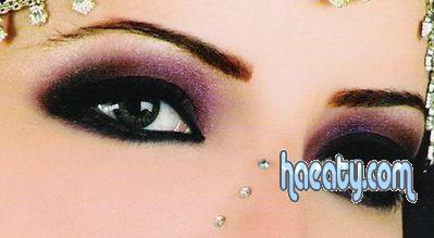 صور مكياج عيون يهبل 2014 , مكياج سهرة 2014 , Makeup for Evening