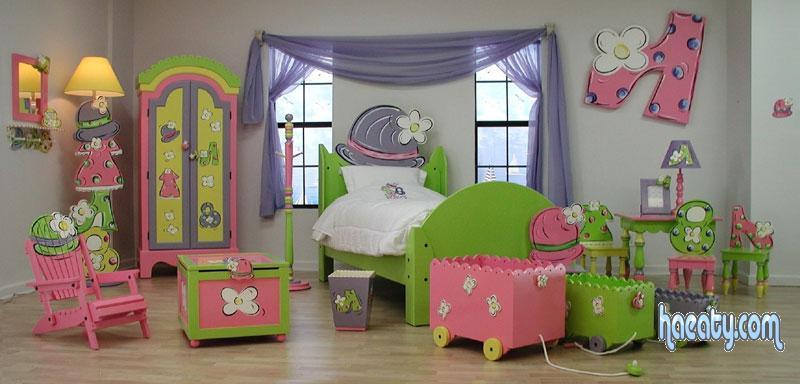 صور غرف اطفال شيك 2014 , غرف اطفال راقية 2014 , Children's rooms splendor