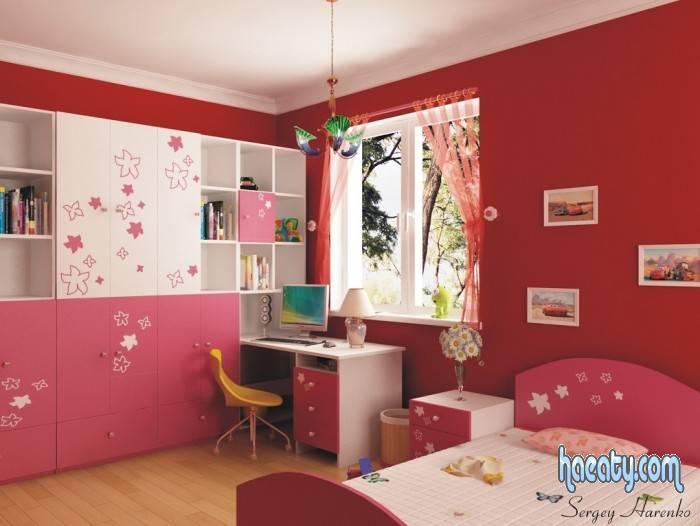 صور غرف اطفال ساحرة 2014 , غرف اطفال تخبل 2014 , Wonderful children's bedroom