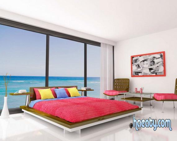 احلي غرف نوم رومانسية 2014 , صور غرف نوم ساحرة 2014 , Wonderful bedrooms