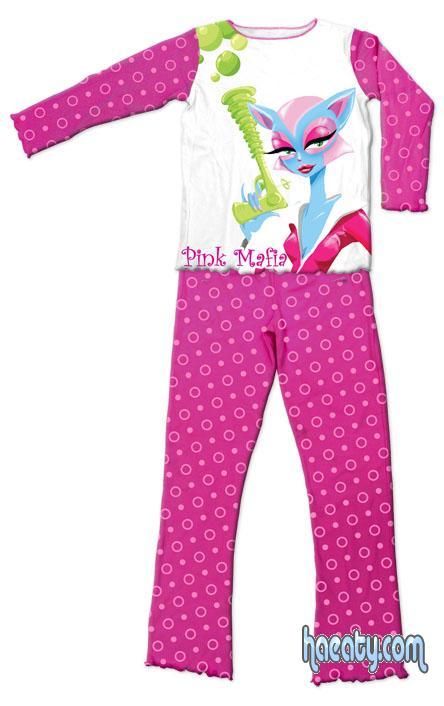 صور احلي بجامات اطفال 2014 , بجامات اطفال كيوت 2014 , Bjamat Children's Fashion