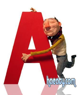 صور رمزيات حرف A للواتس اب 2014 , احلى صور حرف A مع عبارات رومانسية 2014 , ABC backgr