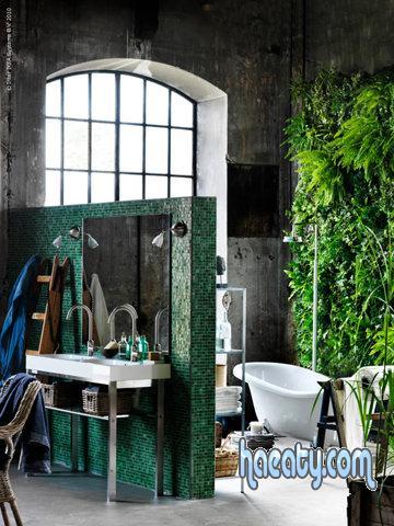 صور ديكورات حمامات لاجمل المنازل 2014 , صور حمامات 2014 , Photos Bathrooms