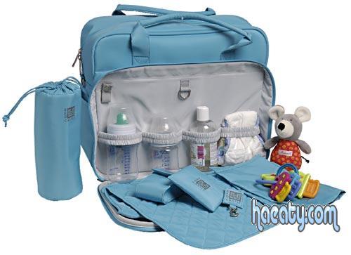 حقيبة الطفل الرضيع 2014 ، أحدث حقائب للبيبي 2014 , Baby bag
