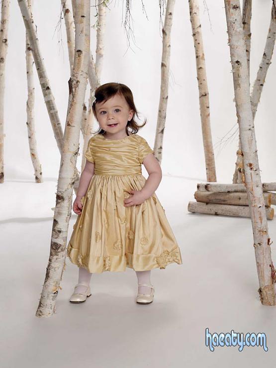 أجمل فساتين للبنات 2014,أزياء راقية لطفلتك 2014 , The most beautiful dresses for girl