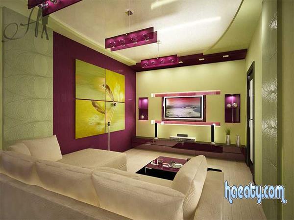 ديكورات فخمة لغرف المعيشة 2014 , احدث ديكورات غرف المعيشة 2014, Holiday Living Rooms