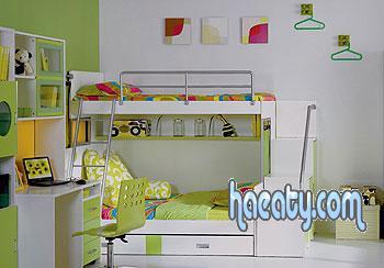 صور غرف نوم اطفال دورين اولادى 2014 , أجمل غرف ولاد 2014