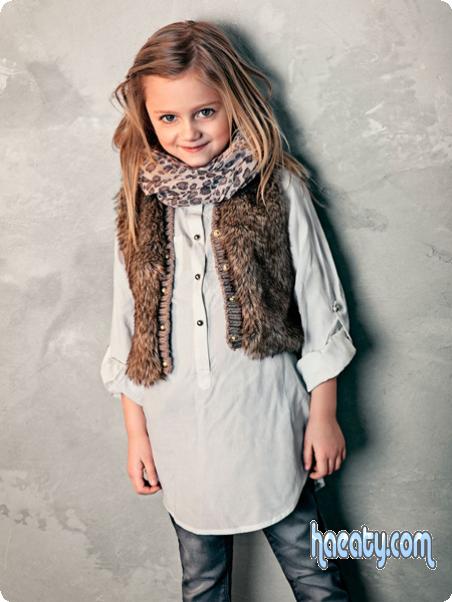 أحدث أزياء اطفال 2014 , جديد الملابس 2014