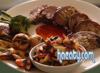 وصفات مصرية جديدة ، اكلات رمضانية
