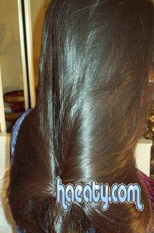 طرق جديدة لتطويل الشعر، اجدد وصفات العناية بالشعر