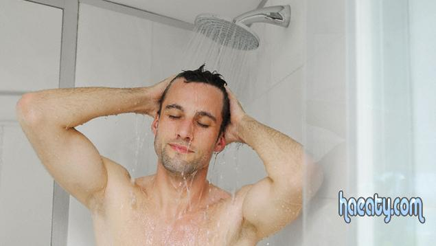 الاغتسال بالماء البارد 2014 ، فوائد الاستحمام بالماء البارد 2014