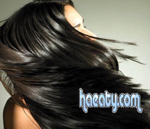 وصفات للعناية بالشعر 2014 ، وصفات لجميع انواع الشعر 2014