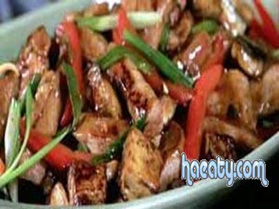 طريقة عمل صينية الخضار باللحمة , وصفة صينية الخضار باللحمة