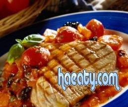 طريقة عمل سمك الهامور المشوي , وصفة سمك الهامور المشوي