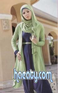 ربطات جديده لحجاب البنات 2014