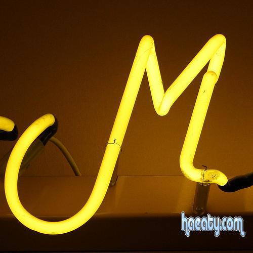 صور خلفيات حرف الـ m