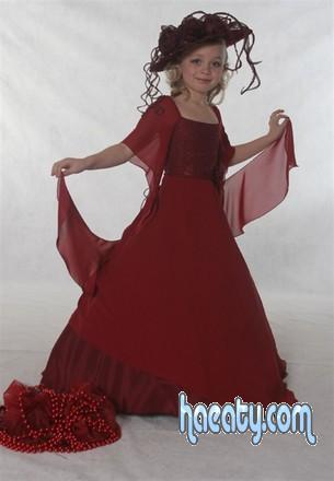 0b23e32e79d9a فساتين اطفال عصرية 2018 Children fashionable dresses 2019