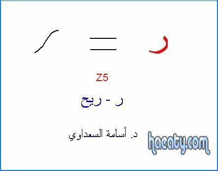 أصول حروف اللغة العربية 2014