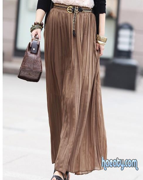تنوع أزياء المحجبات 2014