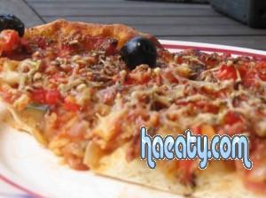البيتزا الايطاليه