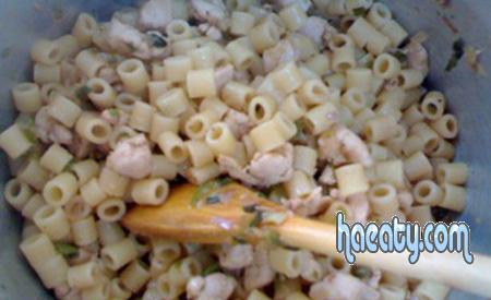 طبخات معكرونة سريعة
