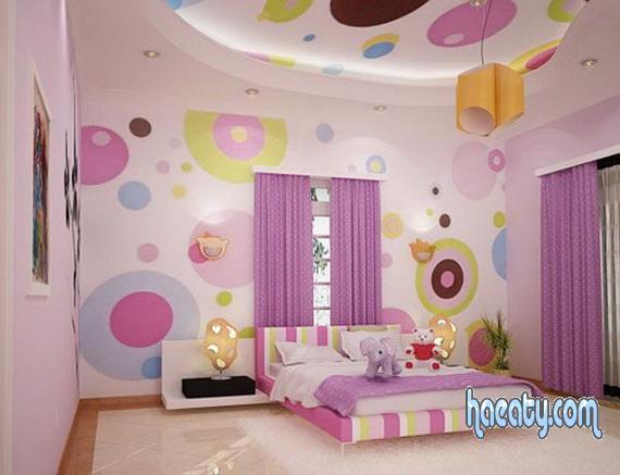 القوا نظرة على غرف نوم اطفال 2014