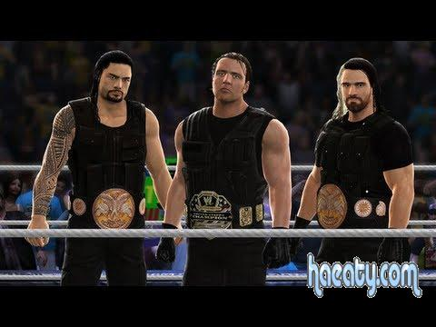 تحميل لعبة المصارعة 2014 العاب المصارعة Download WWE Wrestling Game