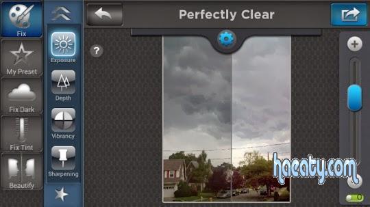 تحميل برنامج Perfectly Clear لتحسين جودة الصور للاندرويد