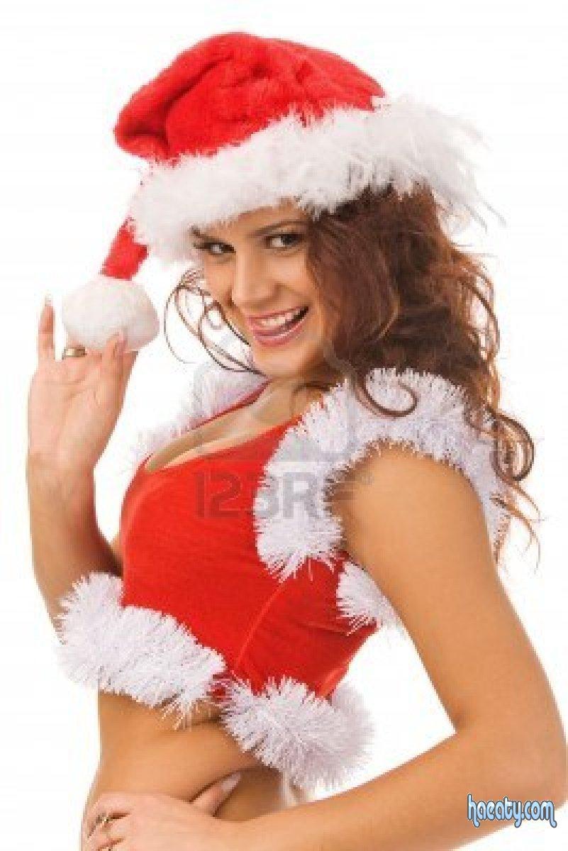 رمزيات بابا نويل بنات 2015