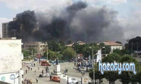 انفجار ضخم قرب مبنى المخابرات بالشرقية وإصابة 4 جنود  اقرأ المقال الاصلى فى المصريون