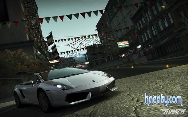 تحميل لعبة Need for speed World