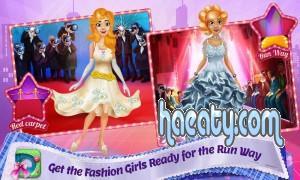 تحميل لعبة تصميم ألازياء للبنات Design It Fashion Makeover على اجهزة اندرويد