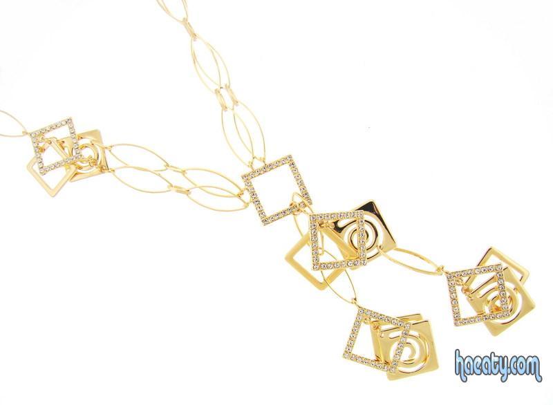 مجوهرات نسائية داماس