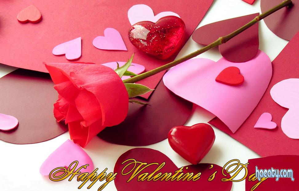 تحميل خلفيات ايفون 4 مكتوب عليها Happy Valentines Day 2014
