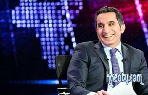 """بالفيديو.. باسم يوسف يبدأ """"البرنامج"""" بـ""""السيسي"""" ويسخر من تراجع مرشحي الرئاسة والهجوم"""