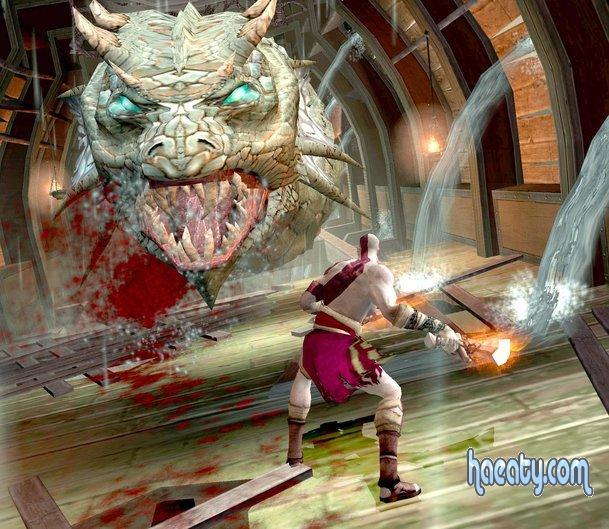 تحميل لعبة God Of War Pc برابط واحد مباشر 1,2 الجزء الاول والثانى