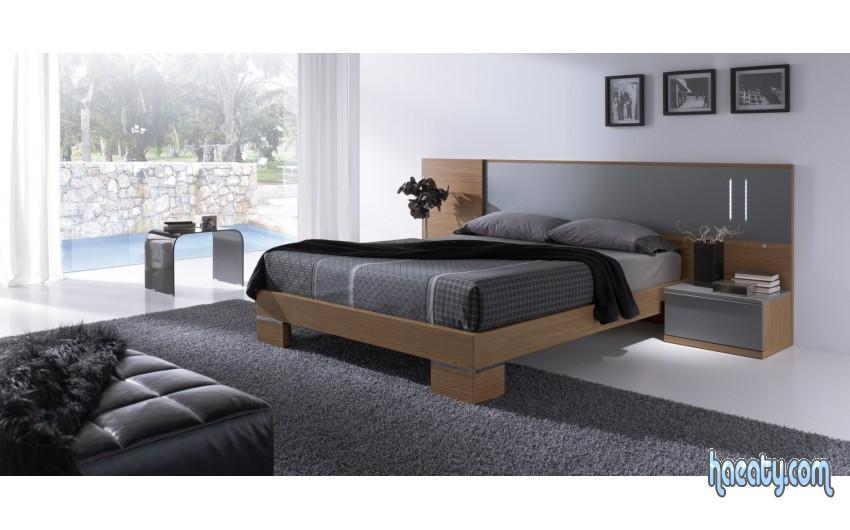 غرف نوم عصرية رومانسية للعرايس
