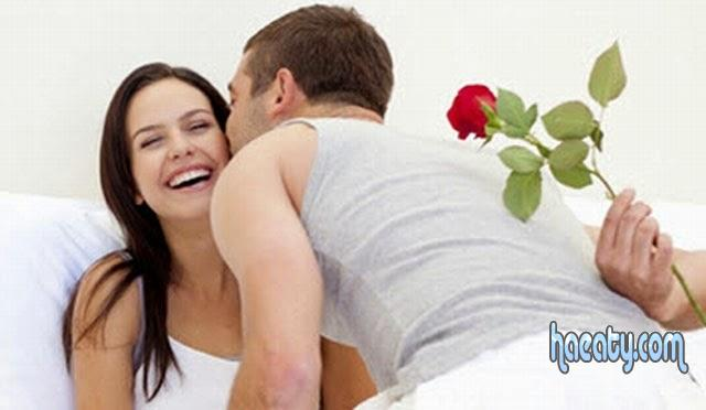 قصص زوجية رومانسية