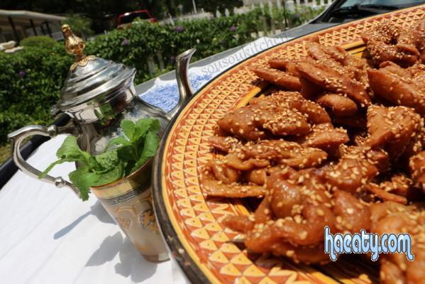 حلويات مغربية رمصانية بالصور 2019