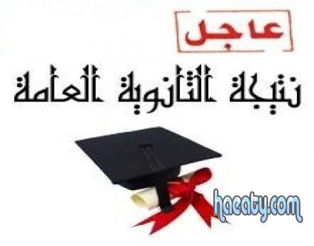 نتيجة الثانوية العامة 2015 الدور الاول